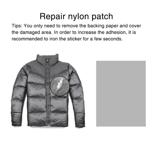 waterproof sticker for cloth down jacket patches outdoor tent repair tape nSWTK