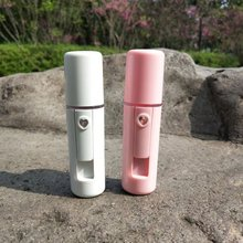 Water Meter Usb Charging Nano Spray Steam Face Handheld Hand Humidifier Cold Spray Beauty Instrument