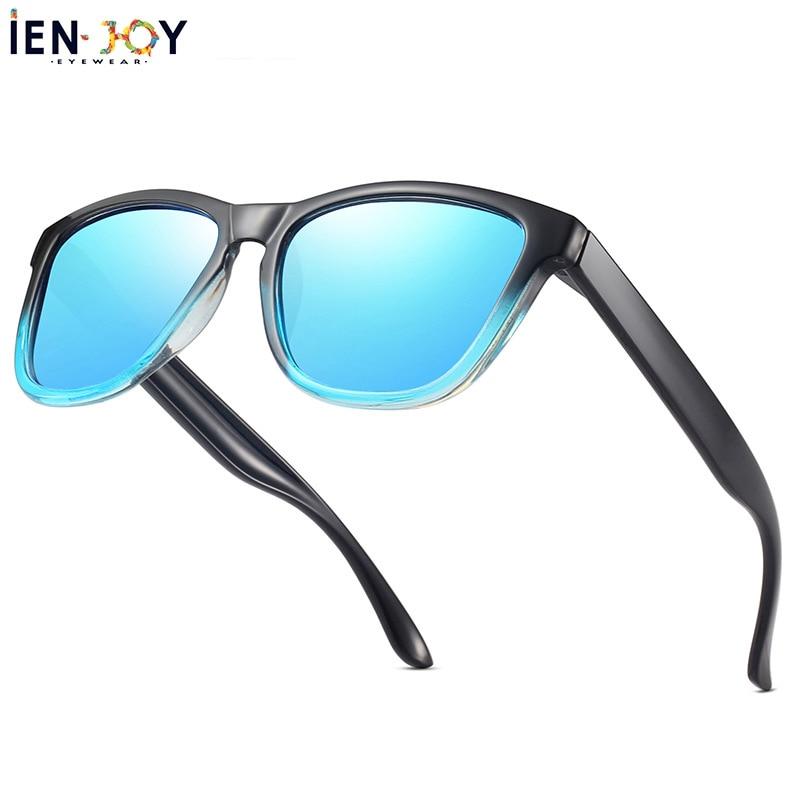 IENJOY zonnebril dames Women Sunglasses Men TAC Polarized Sunglasses New Fashion Glasses Summer Glasses for Men