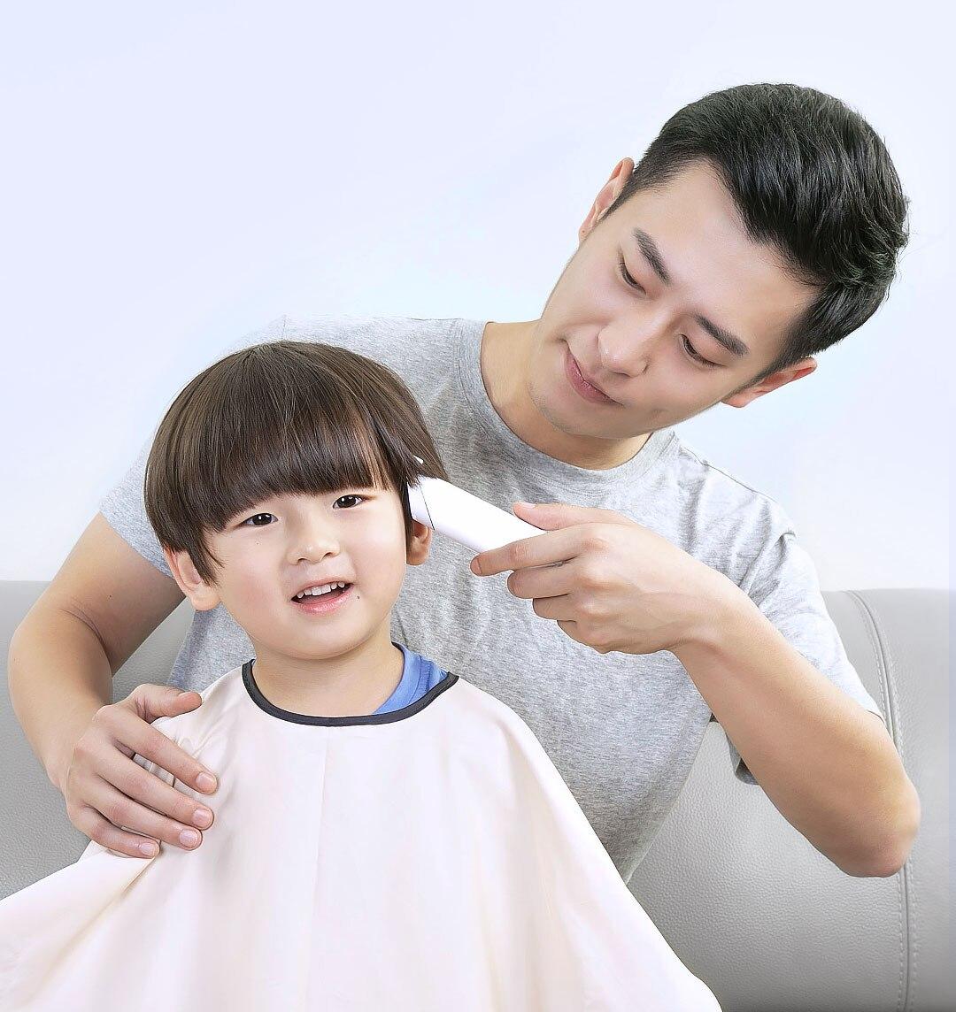 100% Original XiaoMi ENCHEN Powerful Hair Clipper Professional Hair Clipper Men Electric Cutting Machine Hair Clipper Hairdress 2