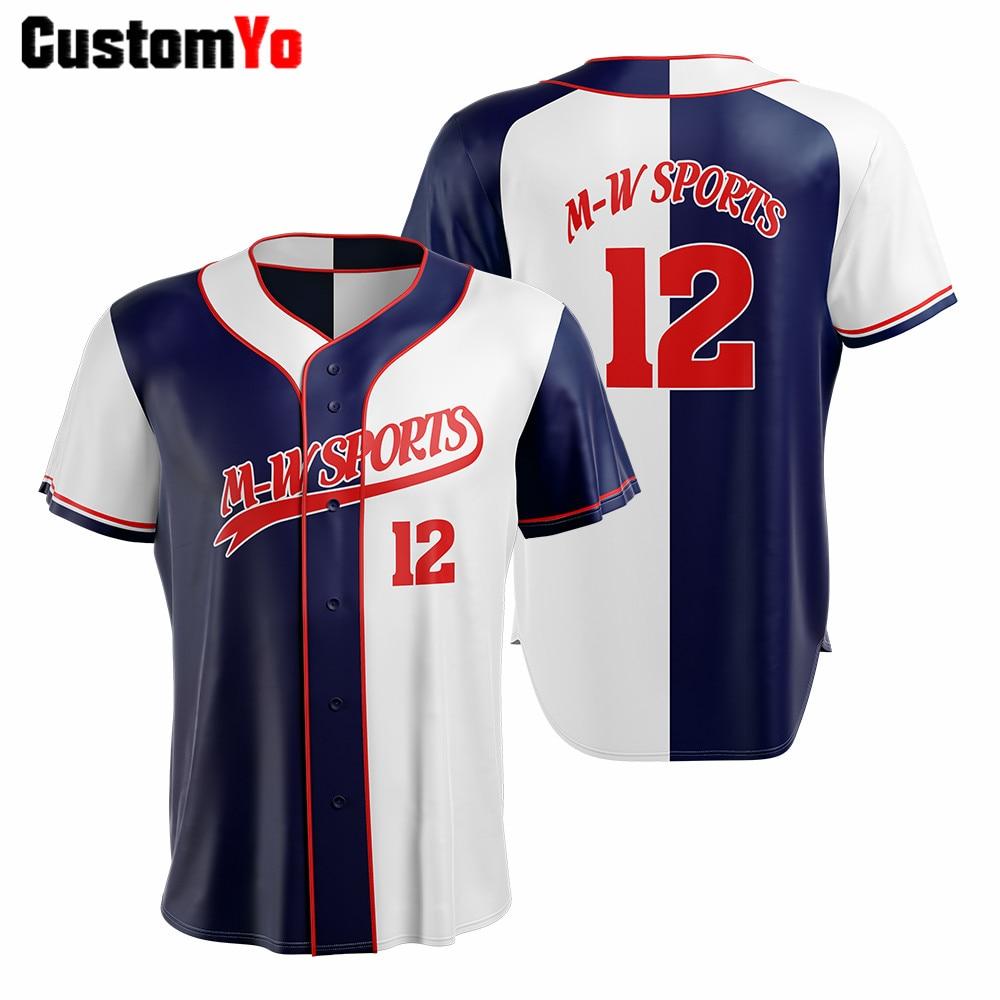 plus size baseball jersey