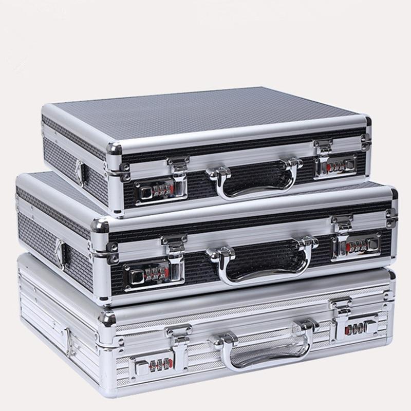 Aluminum frame luggage password  box women men travel bags organizer hard waterproof code lock business computer suitcase bag|travel bag|men travel bagsbag travel bag - title=