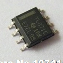 10pcs/lot  TL071C TL071  SOP-8 10pcs tl071cp tl071 dip 8 071cp tl071c dip8 new and original ic