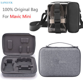 for DJI Mavic Mini Mavic Air 2 Drone Storage Bag Shoulder Bag Carrying Case for DJI OSMO Pocket Osmo Action Accessories waterproof storage bag handheld carrying case handbag for dji mavic air drone controller batteries accessories