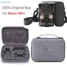 DJI Mavic Mini Mavic hava 2 Drone saklama çantası omuzdan askili çanta taşıma çantası DJI OSMO cep Osmo eylem aksesuarları