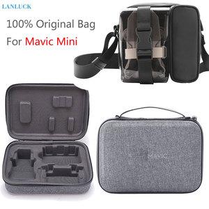 Image 1 - Para DJI Mavic Mini Mavic Air 2 bolsa de almacenamiento de drones bolso de hombro Estuche de transporte para DJI OSMO bolsillo Osmo accesorios de acción