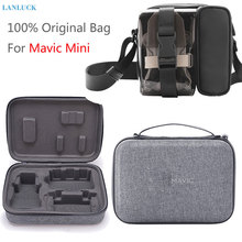 for DJI Mavic Mini Mavic Air 2 Drone Storage Bag Shoulder Bag Carrying Case for DJI OSMO Pocket Osmo Action Accessories