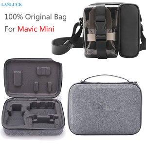 Image 1 -  for DJI Mavic Mini Mavic Air 2 Drone Storage Bag Shoulder Bag Carrying Case for DJI OSMO Pocket Osmo Action Accessories