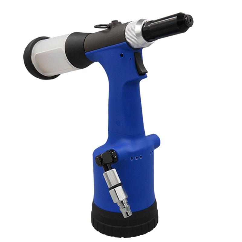 Pneumatic Rivet Gun Self-priming Rivet Gun Rivet Gun Core Pulling Rivet Machine Industrial Riveting Tool