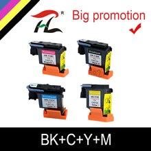 C4810A C4811A C4812A C4813A dla HP 11 głowicy drukującej pojemnik z tuszem do hp 11 głowicy drukującej dla 500 800 100 110 50ps K850 1200 2250 1700