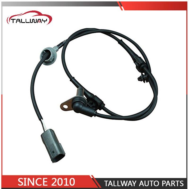 Высококачественный датчик скорости переднего правого колеса ABS ALS1642 SU12400 5S10947 для FIT Mazda6 3 CX-7 2.3L 2.5L L4 2006-2014