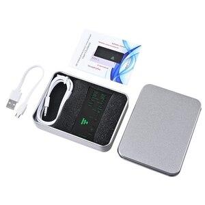Image 4 - Caliente 3C Voice cambiador de adaptador de 8 voz cambiando modos micrófono distorsionador teléfono micrófono tarjeta de sonido para juego PUBG ancla sonido