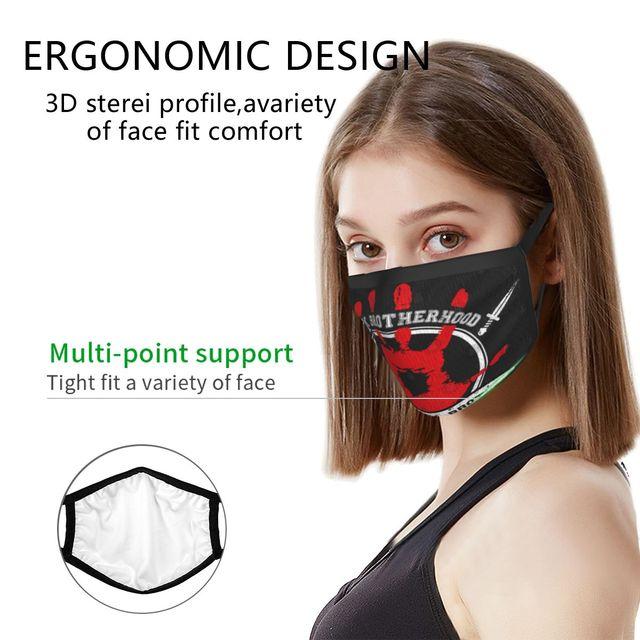 Skyrim  маска для лица -