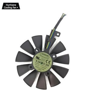 Image 5 - New 87MM T129215SU Graphics Card Cooling Fan for ASUS STRIX GTX 1060 1070 1080 1070Ti 1080Ti 980Ti /R9 390X R9 390 RX 480 580