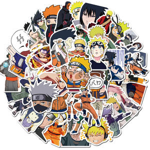 Laptop Naruto Sticke...