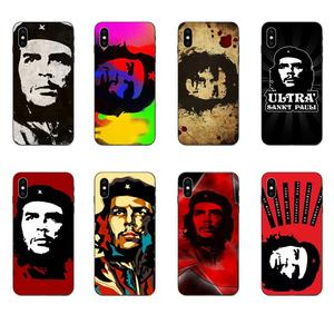 Soft Cases Covers For Galaxy A8 A9 Star Note 4 8 9 10 S3 S4 S5 S6 S7 S8 S9 S10 Edge Lite Plus Pro G313 Ernesto Guevara El Che(China)