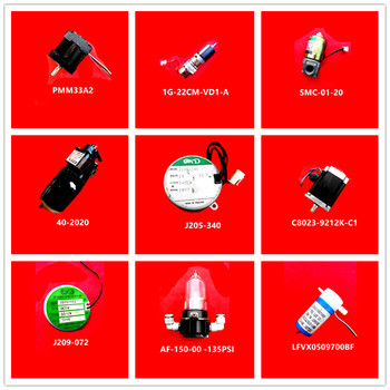 PMM33A2| 312678| SMC-01-20| 40-2020| J205-340| C8023-9212K-C1| J209-072| AF-150-00 -135PSI| LFVX0509700BF Used