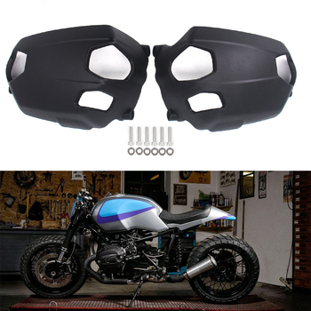 For BMW R NINE T NIENT R9T Scrambler Pure Racer 2014-2020 R1200GS 2010-2012 Motorcycle Cylinder Engine Guard Protector Cover