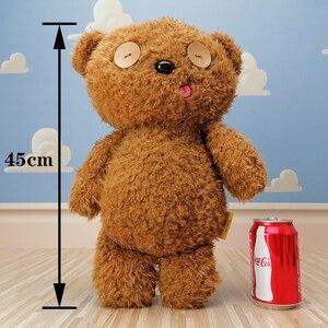 Image 4 - Free Shipping Original Despicable Me Bobs bear Tim Plush Stuffed Doll toys  Kids  gift