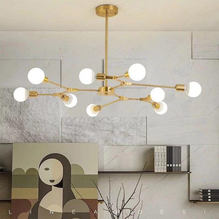 Işıklar ve Aydınlatma'ten Kolye ışıkları'de Iskandinav dekor maison endüstriyel lamba halat LED kolye ışıkları deco chambre title=