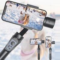 Stabilizzatore cardanico palmare a 3 assi per iPhone 11 Samsung Galaxy Huawei Xiaomi Smartphone PTZ connessione Bluetooth Selfie Stick