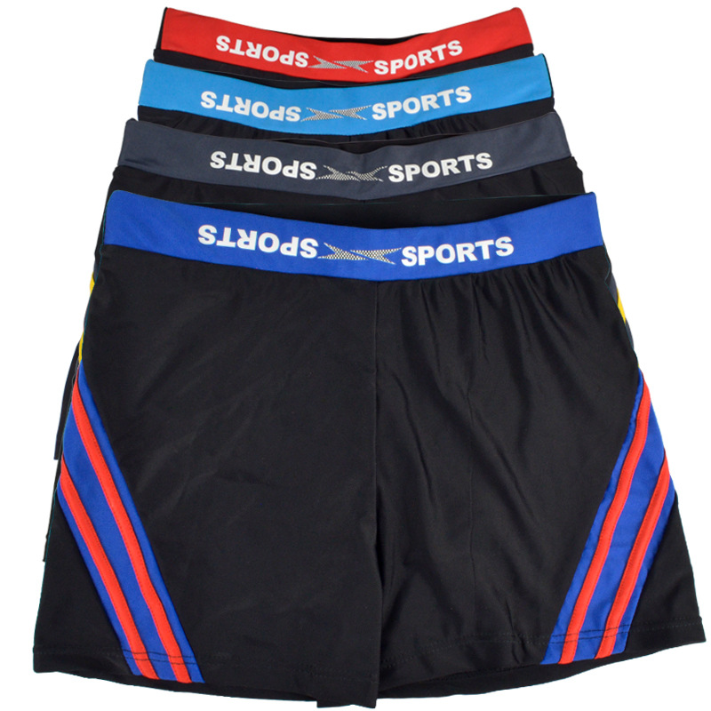 Men Boxer Swimming Trunks Sports Fitness Bubble Hot Spring Elasticity Lace-up Swimwear Shorts Swimwear