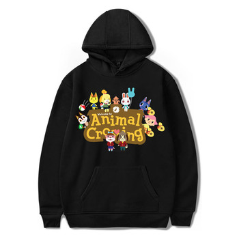 Sweat à capuche Unisexe Animal Crossing