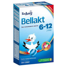 Молочная смесь Беллакт 2 с 6 мес 350 гр