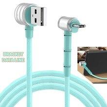 1.2m usb tipo c cabo para o iphone 11 12 tipo de carregamento-c carregador cabo de dados para huawei USB-C cabo cabo cabo do telefone móvel suporte