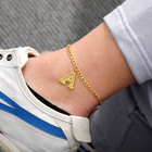 Small Initial Anklet...