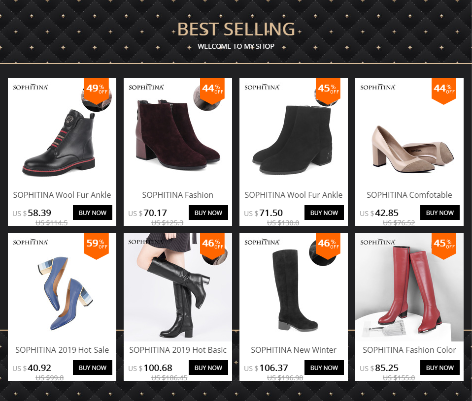H1bb2d751c21b47a19dbd1dac9e6f7dc0U SOPHITINA Sandals Handmade Genuine Leather 2019 New Sexy Lady Peep Toe Sandals Square Heel Buckle Strap Classics Shoes Woman S22