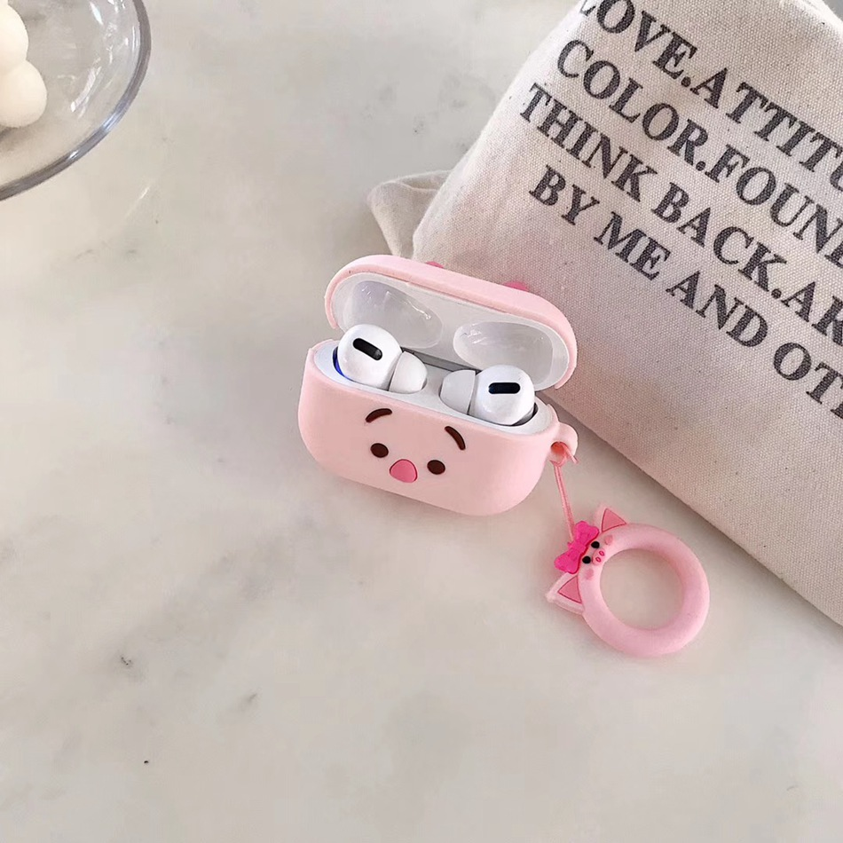Cartoon Silicone Case for AirPods Pro 200