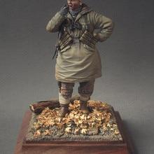 1/16 resin soldier model  unpainted kit