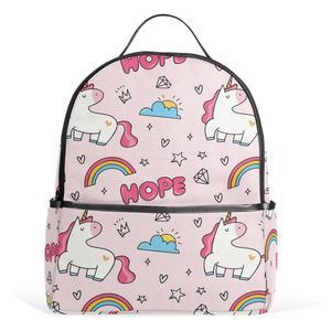 ALAZA Unicorn Print baby bags