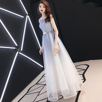 Elegant Bling Girdle Bridal Wedding Dress Cheongsam Slash Neck Sexy Women Mesh Dress Exqusite Mesh Ball Gown Dress Qipao