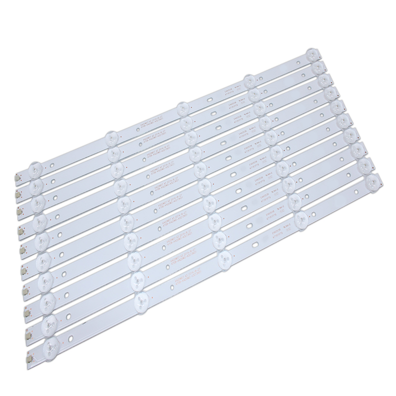 10pcs Led Bar Light For TCL LE42D88UD Backlight 4708-K420WD-A3213K01 K420WD7-A3 1PCS=5LED