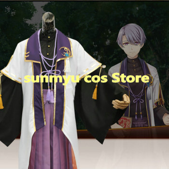 Customize,Free Shipping! Bungo to Alchemist kitahara hakusyuu Cosplay Costume,Custom Size Halloween Wholesale image