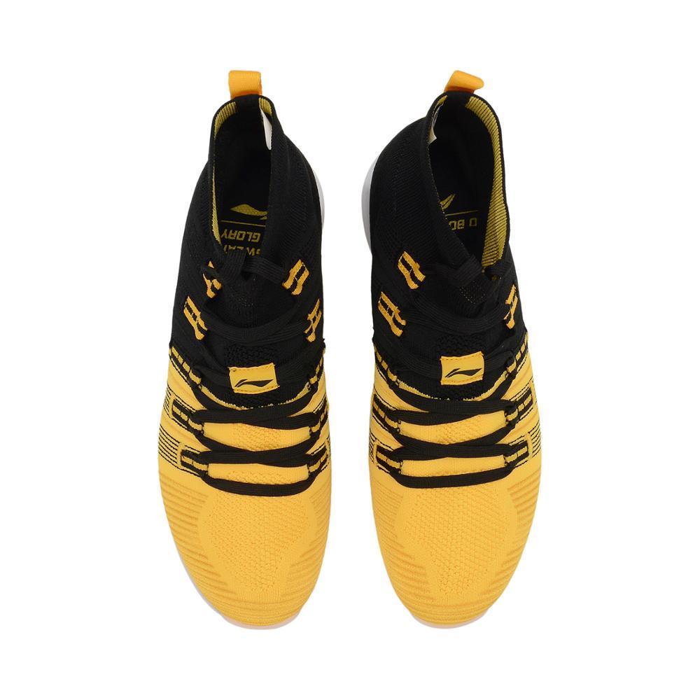 Li-Ning Men NO BOUNDARIES Cushion Training Shoes Mono Yarn Breathable High-Cut LiNing Sport Shoes Sneakers AFJP027 YXX064 38