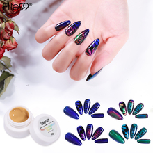 Elite99 Thermochromic Liquid Auroras Nail Touch Changing Col