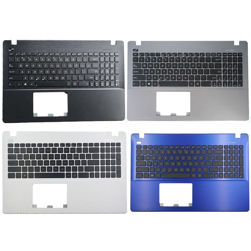 Laptop Palmrest Upper Case For Asus X550 F550 A550 X550C X550VC FX50 FX51 FX60 X552M ZX50 K550L Y581C F550L A550J R510 R510J