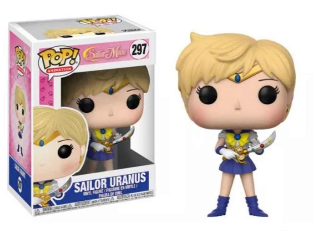 Funko POP Sailor Moon i Luna Theme rysunek statua zając postać figurka lalki Sailor Chibi Moon marynarz neptun prezent dla dziewczynek