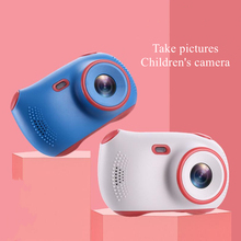 1800W 2 Inch Toy Camera External ABS Protection Case Mini Digital Camera For Kids Video