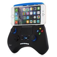 iPega PG-9028 PG 9028 wireless bluetooth V3.0 game controllerFor IOS Android PC TV BOX joystick gaming Holder with touchpad