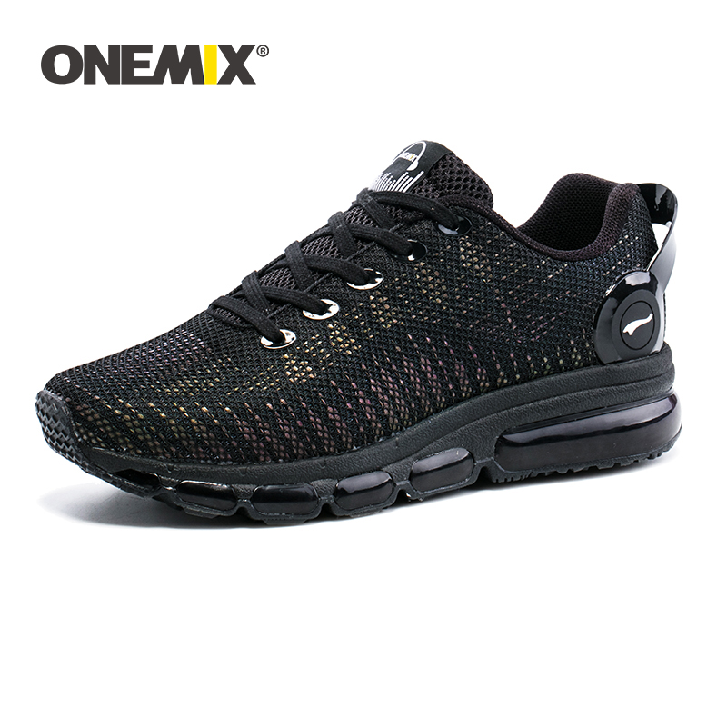 ONEMIX 2020 New Arrival Women Sneakers Fashion Breathable Mesh Couple Outdoor Walking Jogging Athletic Jogging Running Shoes