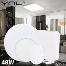 Ультратонкий Светодиодный потолочный светильник 48 Вт 36 24