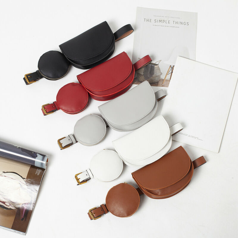 Fashion Waist Fanny Pack Belt Bags Pouch Travel Hip Bum Bag Women Mini Purse Hot