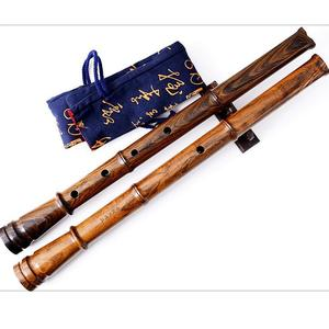 Image 1 - בעבודת יד rosewood יפן סגנון חליל כלי נגינה כלי נשיפה D מפתח שאקוהאצ י לא Xiao לא Dizi