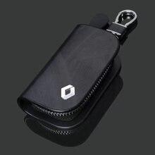 Кожаный чехол для автомобильного ключа с дистанционным управлением