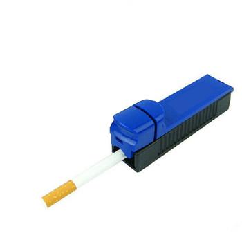 # H5 maszyna papieros-maker instrukcja papierosów rury urządzenie do zwijania tytoniu Roller Maker losowe kolor papierosów akcesoria tanie i dobre opinie CN (pochodzenie) Metal lakier Smoking tools