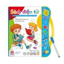 Детский Электронный фонетический вьетнамский аппарат для чтения
